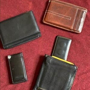 Leather wallets and money clip brands 4